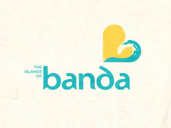 Banda Tourism Campaign Logo by artblanc