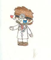 Dr. Mario :3 by Lasilla
