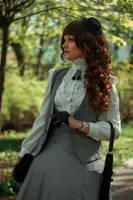 Lolita Mycroft Holmes. by 8Liru-chan8