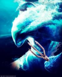 Poseidon's Fury by Dhencod