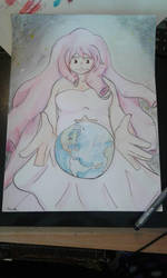 a world to grow painting  by manga-inu-chan
