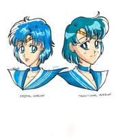 Mercury Crystal Version by IlariaSometimes
