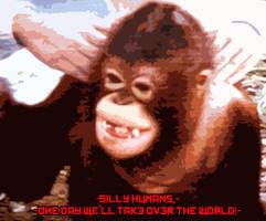 Brass Monkeys by darkchapel666
