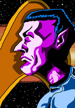 Spock The Difference by darkchapel666