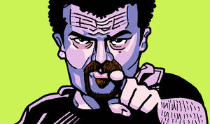 Kennyng Ina Powers by darkchapel666
