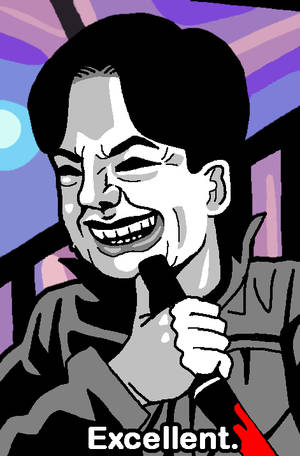 Tragic Mike by darkchapel666