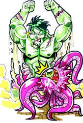 Chaos Emerald by darkchapel666