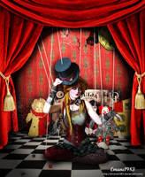 .: Strings Doll :. by Emane1983