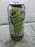 Warped Tour Canned Water by briii23