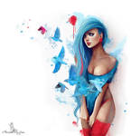 Set me free by Anna-Marine