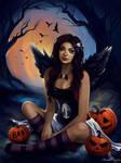 All Hallows' Eve by Anna-Marine