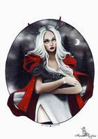 Fawn princess by Anna-Marine