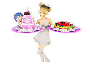 Download cakes ! by YamiSweet