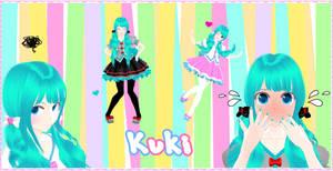 Kuki Miku - Download by YamiSweet