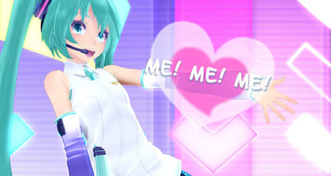 Me! Me! Me! (motion download) + pass by YamiSweet