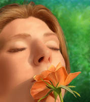 Enchanting Love by lady-iguana