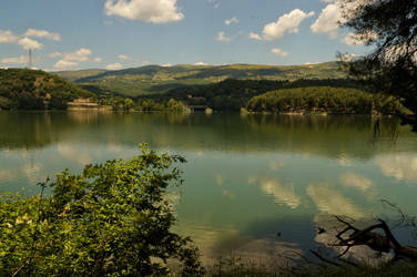 Lago Petrusillo(Italy) by GiuseppeTria
