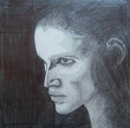 Portrait by anomac