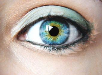 oeil a beautiful eye by itachihaku