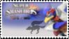 Falco (Classic) Smash 4 Stamp by TheTrueMarkyboy