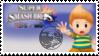 Lucas (Orange) Smash 4 Stamp by TheTrueMarkyboy