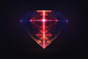 Heart of Diamond by M-Curiosity