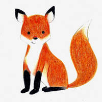 Little Fox by M-Curiosity