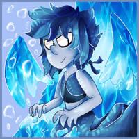 Just Lapis -Steven Universe by ZaneNidroin