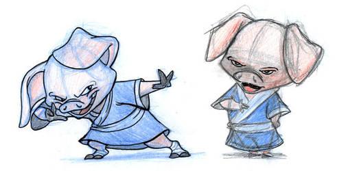 batu Yojimbo GO by killintyme
