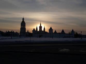Kremlin of Tobolsk by Fictehappy