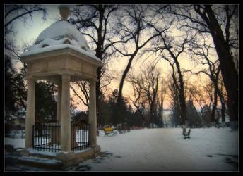 Aiud pavilion by montterius