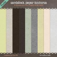 Free CU4CU Cardstock Paper Patterns by starsunflowerstudio