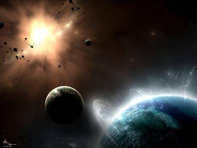 Antares by galaxyclub