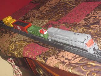 Ho scale model. by ajkiel91