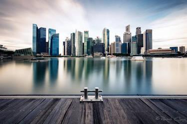 .:Marina Bay:. by RHCheng