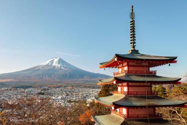 .:Mt Fuji I:. by RHCheng