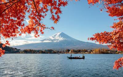 .:Mt Fuji IV:. by RHCheng