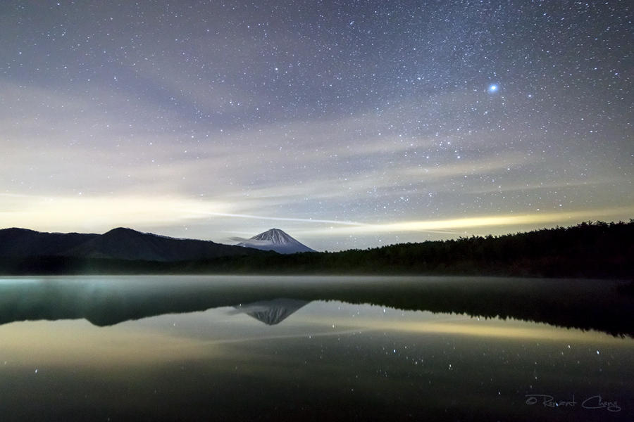 .:Mt Fuji V:. by RHCheng