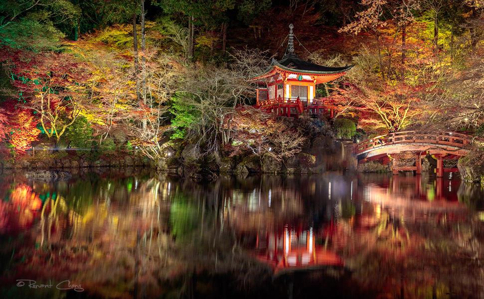 .:Daigoji Illuminated:. by RHCheng
