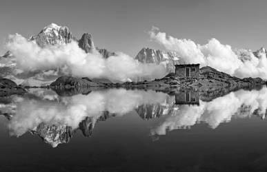 Lac Blanc by RobertoBertero