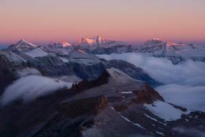 Awakening Mountains by RobertoBertero