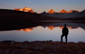 Contemplating Paradise by RobertoBertero
