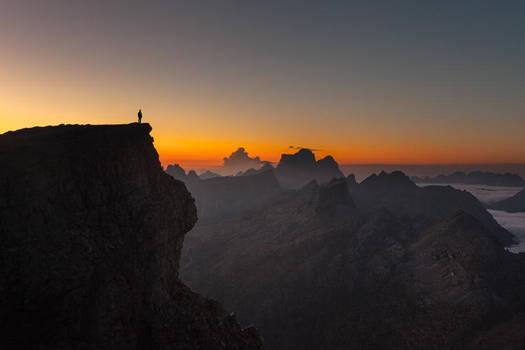 Dawn of Time by RobertoBertero