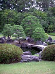 Nijo Garden 1 by DavidinJapan