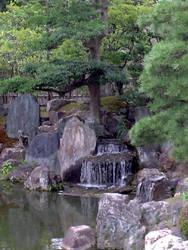Nijo Waterfall by DavidinJapan
