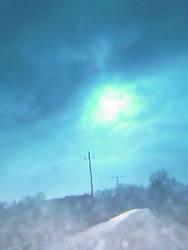Mystic sun by Greenbaji