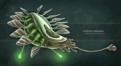Luminous Oppugno by MichaelBeaudry