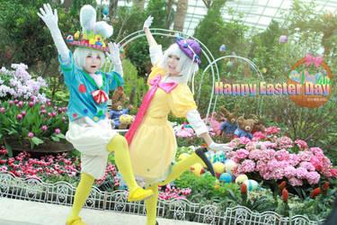 Walt Disney: Happy Easter!! by J0rine