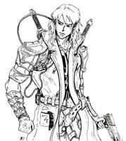Shadowrun Concept by elven-jedi
