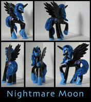 Nightmare Moon by MLPEndlessNight